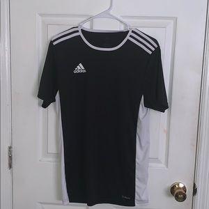 Men's athletics adidas shirt